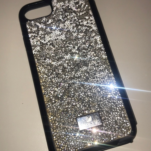 outlet store 397c8 73e24 Swarovski Crystal iPhone 7 Case 💎